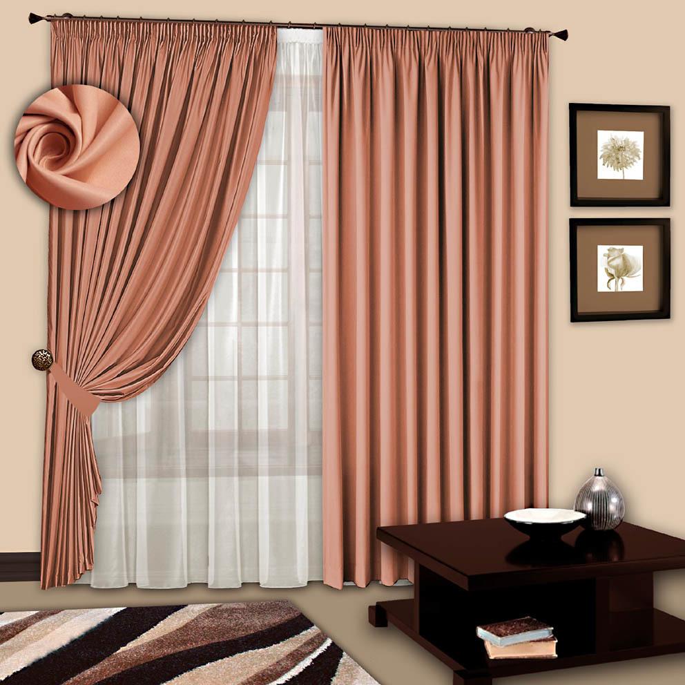Как выбрать шторы в комнату фото